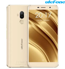 Ulefone S8 Pro 5.3 In 4G 13MP Smartphone Gold