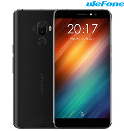 Ulefone S8 Pro 5.3 In 4G 13MP Smartphone Black