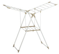 Home Living Folding Cloth Drying Rack