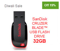 SanDisk Cruzer Blade 32GB USB Flash Drive