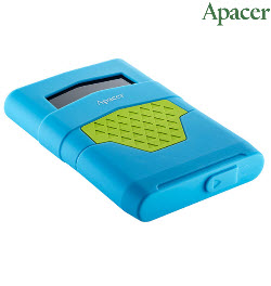 Apacer AC531 Shockproof 1TB USB3.1 Portable Hard Drive