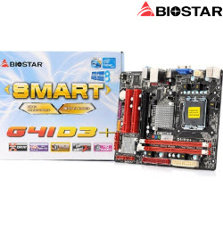 Biostar Intel H110MHC Socket 1151 Motherboard, Online Shopping South